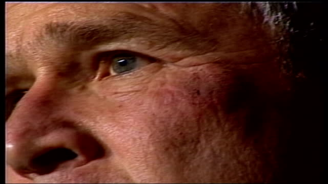 George W Bush mountain bike accident LIB Illinois Graze on cheek of Bush after he choked on pretzel and passed out