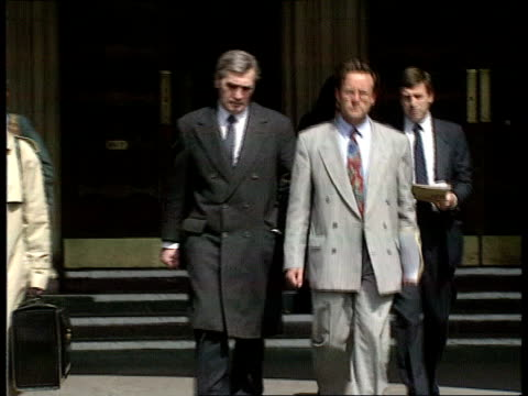 London CMS George Walker out of court with Michael Coleman