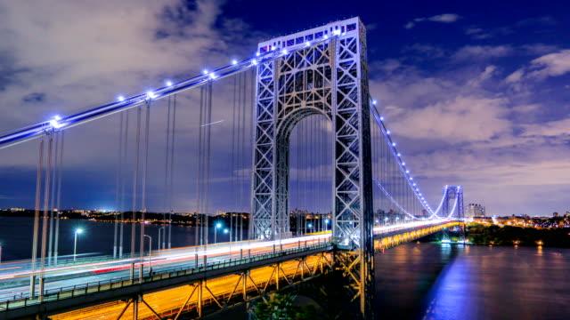 George Washington Bridge, à New York