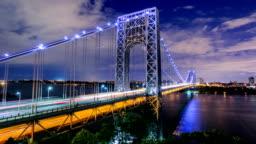 George Washington Bridge, NYC