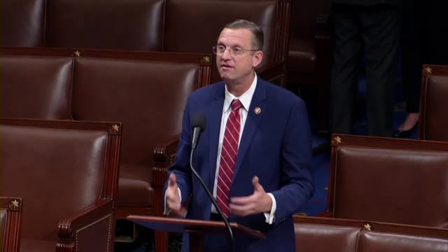 georgia congressman doug collins says in debate on a bill to reverse the 2013 supreme court decision on preclearance under the voting rights act that... - voting rights stock videos & royalty-free footage