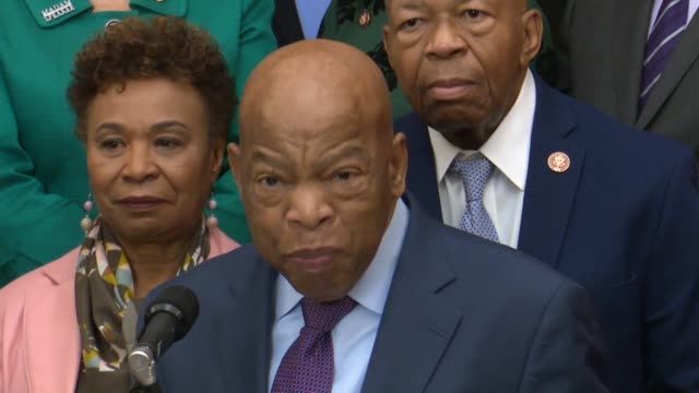 UNS: Congressman And Civil Rights Icon John Lewis Dies At 80