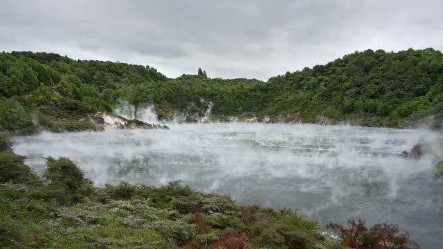 Geothermal Lake