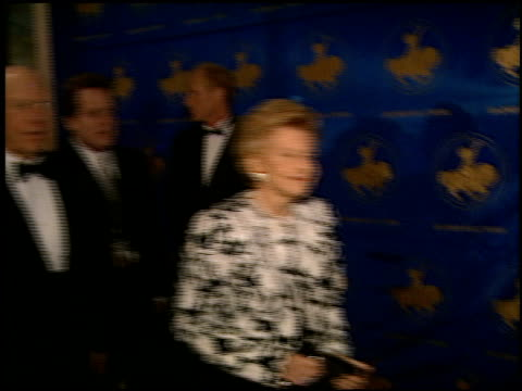 gerald ford at the carousel of hope ball at the beverly hilton in beverly hills california on october 28 2000 - carousel of hope stock videos and b-roll footage
