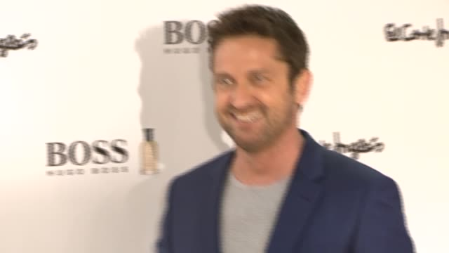 Gerard Butler as Boss Ambassador