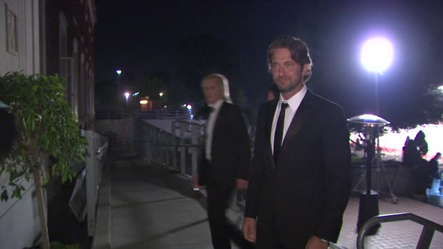Gerard Butler at the Art Of Elysium's 4th Annual 'Heaven' Charity Gala at Los Angeles CA