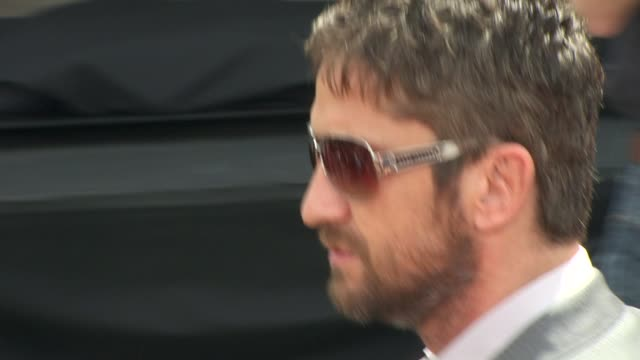 Gerard Butler at the 'How To Train Your Dragon' Premiere at Universal City CA