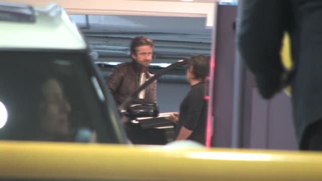 Gerard Butler leaving SoHo House in West Hollywood at the Celebrity Sightings in Los Angeles at Los Angeles CA