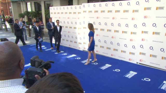 geri halliwell at silver clef awards on july 03, 2015 in london, england. - geri horner stock videos & royalty-free footage