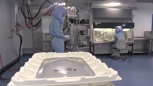 german biotechnology firm biontech opened its production facility doors, where the covid-19 vaccine was developed, to the journalist on tuesday. the... - rna virus stock videos & royalty-free footage