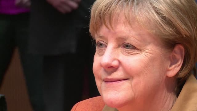 German chancellor Angela Merkel faces a closeddoor hearing by a parliamentary enquiry looking into revelations of the sweeping surveillance...