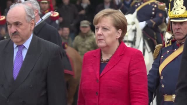 german chancellor angela merkel launched on thursday a 24 hour visit to argentina to prepare the country for the g20 relay in 2018 amid an impressive... - group of 20 stock videos & royalty-free footage