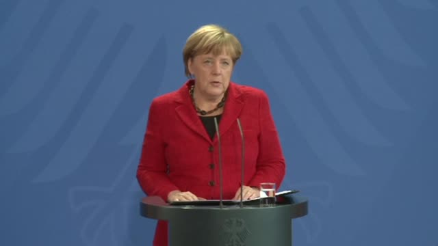 German Chancellor Angela Merkel offers US presidentelect Donald Trump close cooperation based on the shared values of their liberal democracies