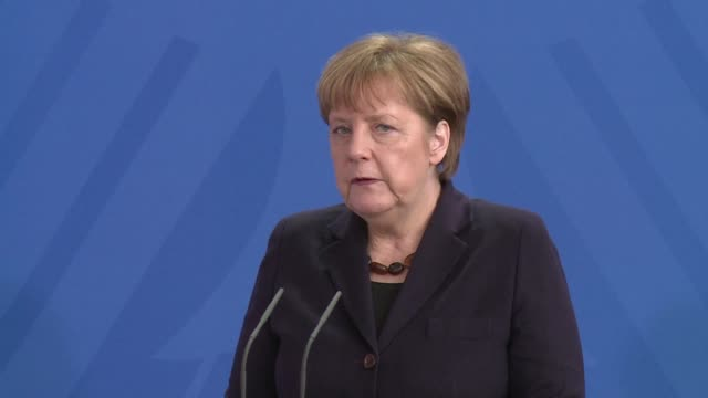 german chancellor angela merkel wednesday urged an eu common stance on the migrant crisis and on protecting the blocs frontiers as eastern members... - national border stock videos & royalty-free footage