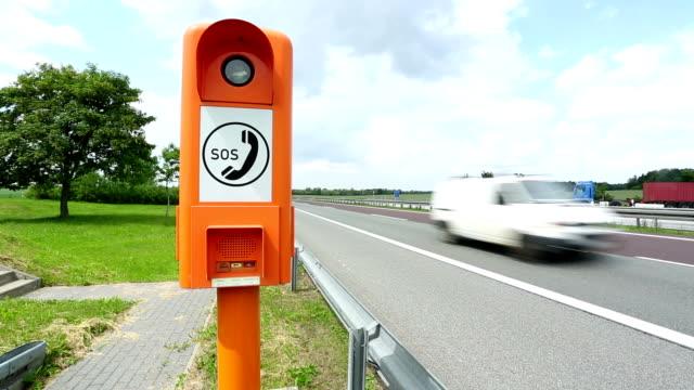 SOS - German Emergency Road Telephone