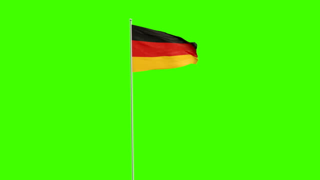 german flag - german flag stock videos & royalty-free footage