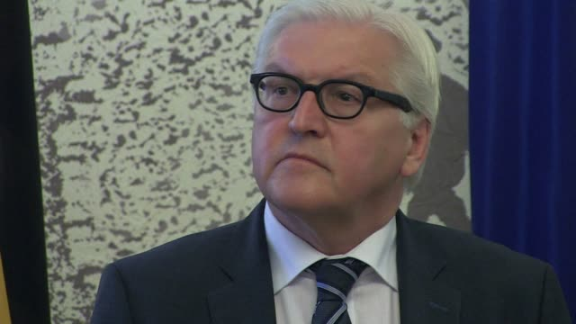 German Foreign Minister Frank Walter Steinmeier said Tuesday that Ukraines May 25 presidential vote will be crucial in bringing the country out of...