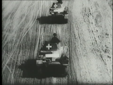 german military tanks invade poland despite appeals from pope pius xii and u.s. president franklin d. roosevelt not to attack. - military invasion stock videos & royalty-free footage