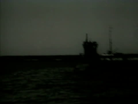 german nazi u-boat submarine in tangier harbor. nazi swastika flag on submarine. north africa, wwii, world war ii - northern european stock videos & royalty-free footage