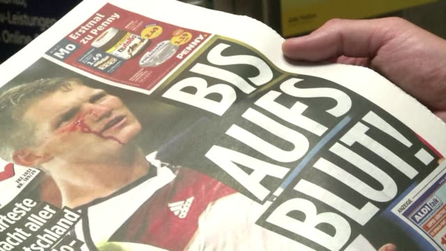 German papers in Berlin on Monday talk of little else other than the countrys World Cup win against Argentina on Sunday while residents continue to...