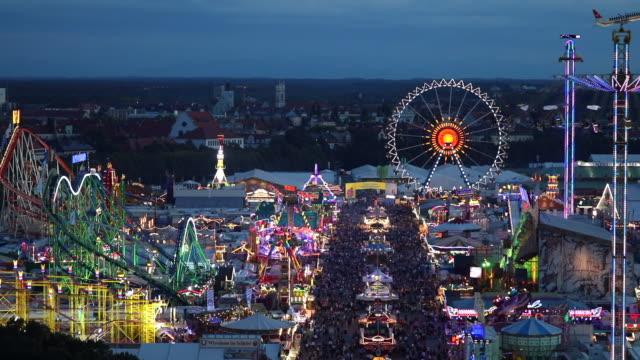 Germany, Bavaria, Munich, Oktoberfest, Octoberfest