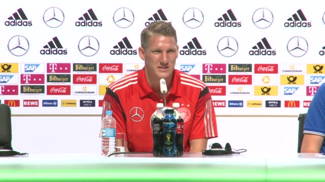 germany captain bastian schweinsteiger says there is zero chance of him missing junes european championships in france as the manchester united star... - ligament stock videos and b-roll footage