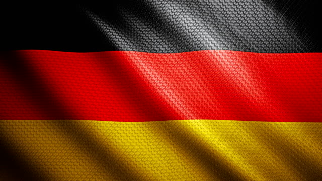 Germany Flag 4K