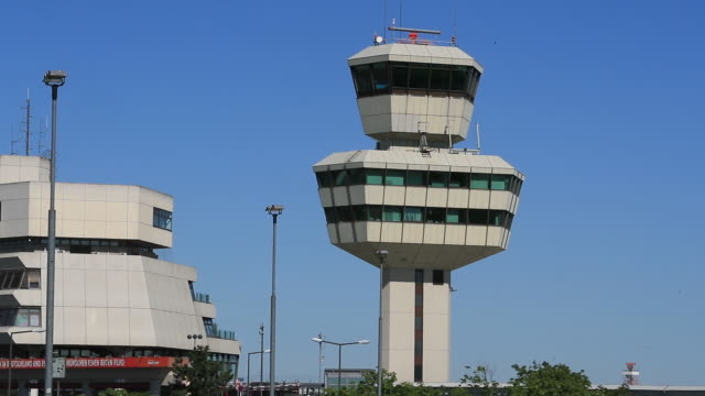 germany's cold war-era tegel airport allowed to close in june in berlin, germany, on tuesday, june 2, 2020. - cold temperature stock videos & royalty-free footage