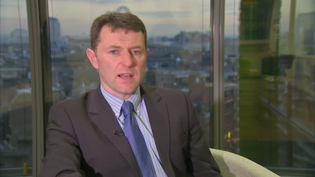 """gerry mccann says he's dismayed by the prime minister's dismissal of leveson's key finding to introduce legislation saying it is the """"minimal... - gerry mccann stock-videos und b-roll-filmmaterial"""