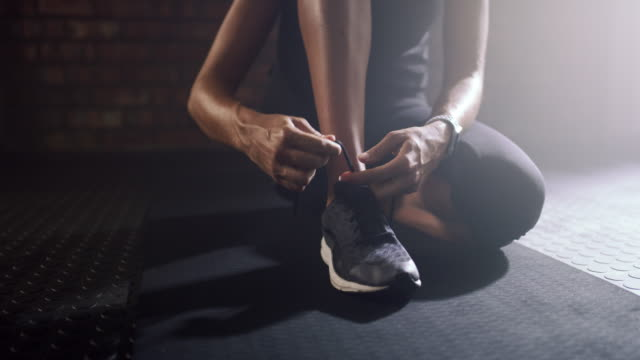 get ready to get sweaty - trainer stock videos & royalty-free footage