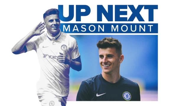 vídeos y material grabado en eventos de stock de get to know mason mount, a midfielder for premier league club chelsea and the england national team. - chelsea
