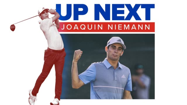 get to know pga tour up-and-comer, jaquin niemann. niemann is a pga tour competitor from chile and the third player born outside the united states to... - pga stock videos & royalty-free footage