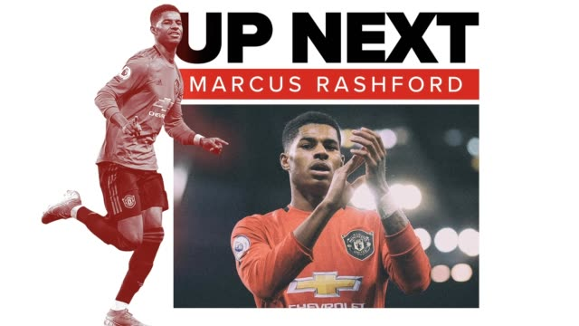get to know up and coming socceer player marcus rashford, a forward for manchester united fc in the english premier league and the england national... - sporting term stock videos & royalty-free footage