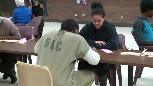 WGN A getoutthevote drive was held at the Cook County Jail by Chicago Votes which registered 233 of residents being held in pretrial detention to...