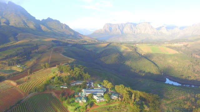 getting a wider view of the world - stellenbosch stock videos and b-roll footage
