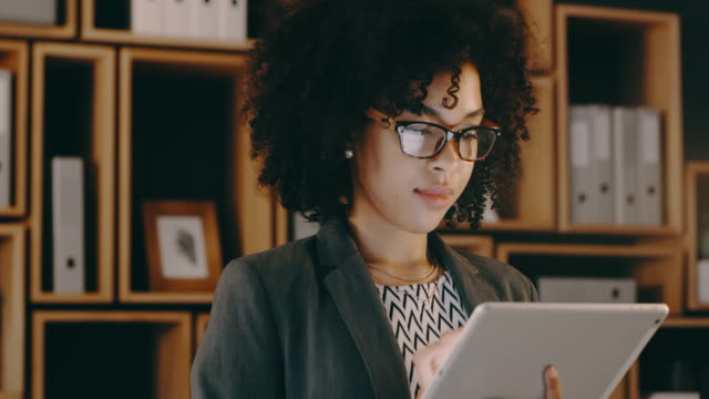 getting her work tasks done swiftly - law stock videos & royalty-free footage