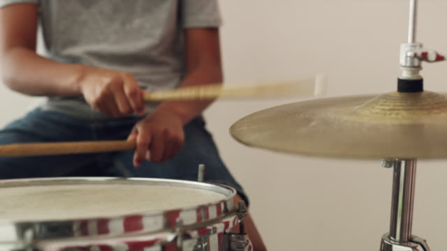 getting into a nice rhythm - drum percussion instrument stock videos & royalty-free footage