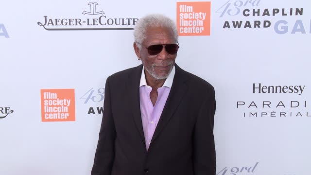 gettyimages celebrity news - morgan freeman stock videos & royalty-free footage