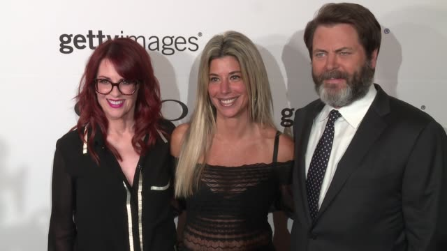 gettyimages celebrity news - clio awards - - アンバー ヴァレッタ点の映像素材/bロール