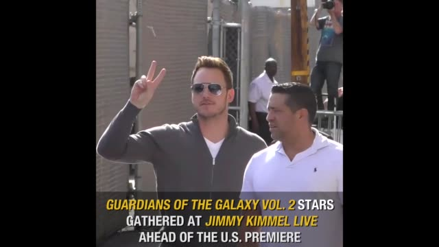 GettyImages Celebrity News GuardiansoftheGalaxy