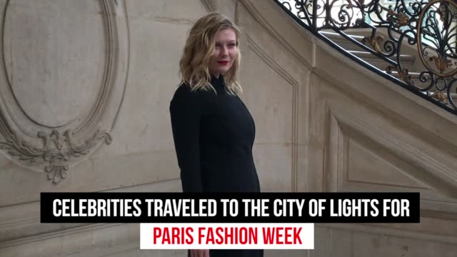 GettyImages Celebrity News PFW
