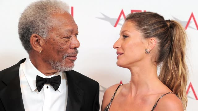 gettyimages celebrity news spanish version 6/10/11 - morgan freeman stock videos & royalty-free footage