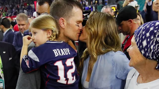 GettyImages Celebrity News TomBrady