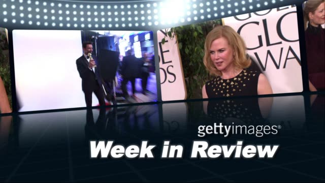 gettyimages week in review 01/17/13 on january 17 2013 in hollywood california - ben affleck stock videos & royalty-free footage