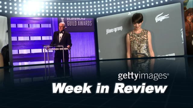 gettyimages week in review 02/21/13 - willie nelson stock-videos und b-roll-filmmaterial