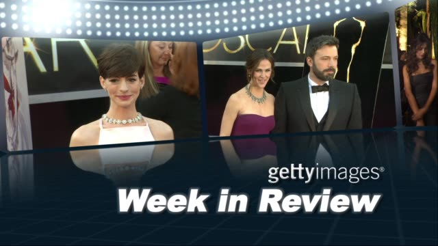 GettyImages Week In Review 02/28/13 on February 28 2013 in Hollywood California