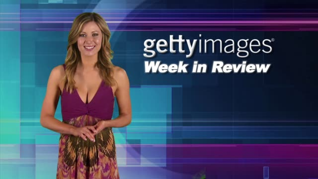 gettyimages week in review 04/12/12 on april 12, 2012 in hollywood, california - ウィル アーネット点の映像素材/bロール
