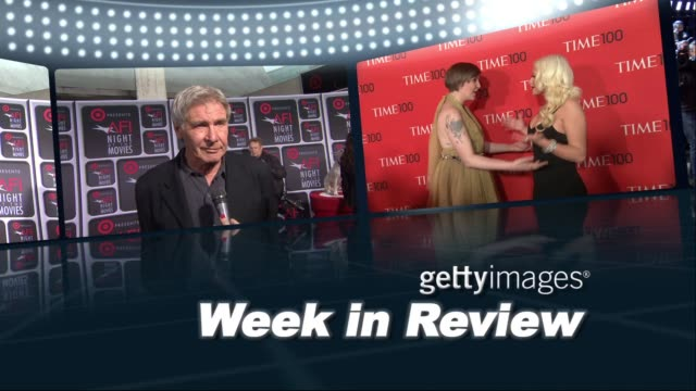GettyImages Week In Review 04/25/13 on April 25 2013 in Hollywood California