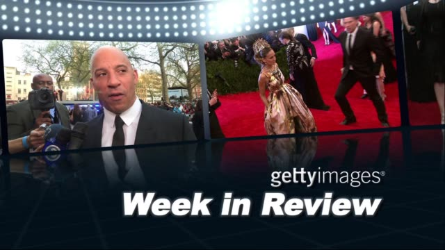 GettyImages Week In Review 05/09/13 on May 09 2013 in Hollywood California