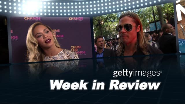 gettyimages week in review 06/06/13 on june 06 2013 in hollywood california - david 'the edge' howell evans stock videos and b-roll footage